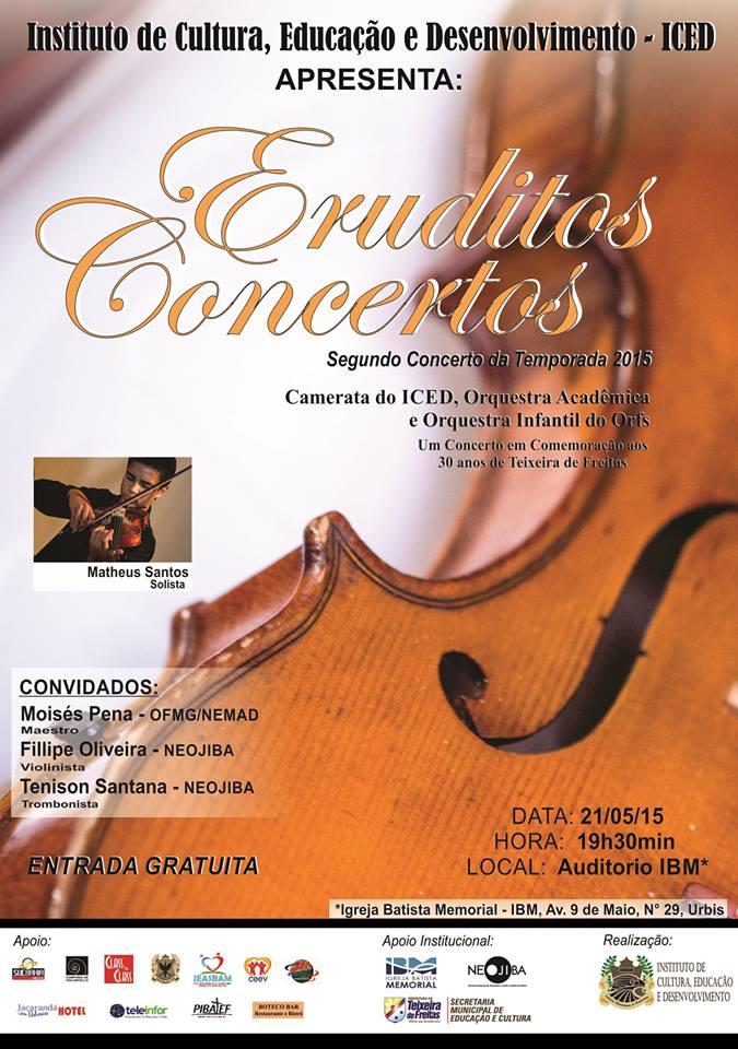 II Eruditos Concertos FB