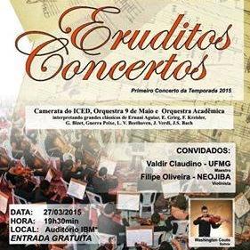 Eruditos Concertos 2014
