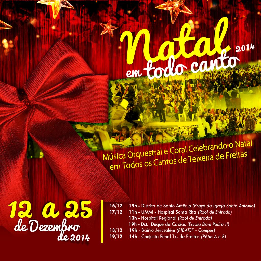 Natal em Todo canto 2014