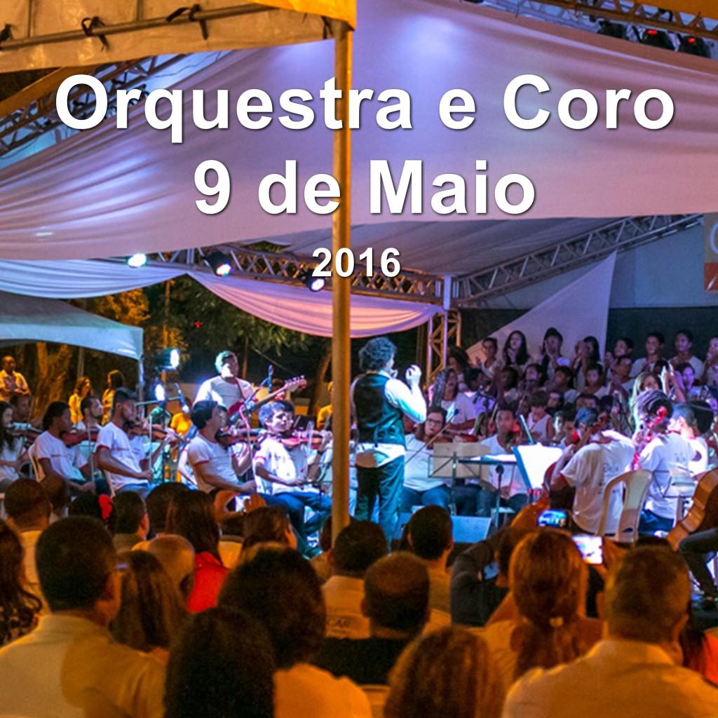 Orquestra e Coro 9 de Maio