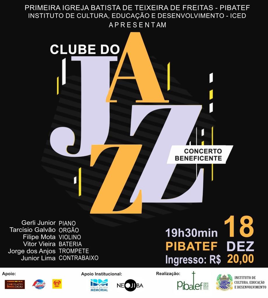 Clube do Jazz Concerto Beneficente